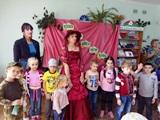 Экскурсия в Свислочскую детскую библиотеку